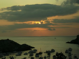 Cala Vadella_sunset_GE1_sandy