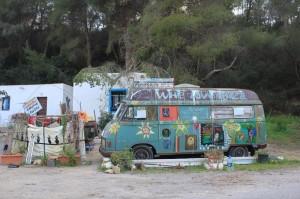 Qualcosa hippy ancora è rimasto ai giorni nostri