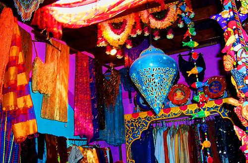Las dalias ibiza un mercatino un po 39 meno commerciale e delizioso - Decoracion indu ...
