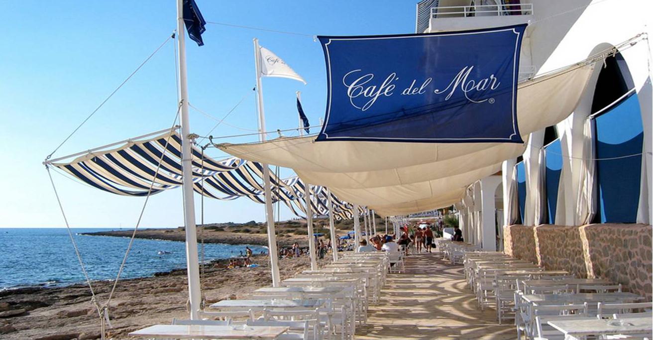 Cafè del Mar, magia e pelle d'oca