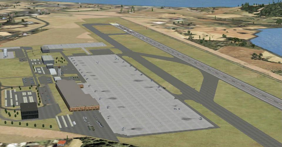 Aeroporto Ibiza : Ibiza aeroporto già in piena operatività nei primi tre