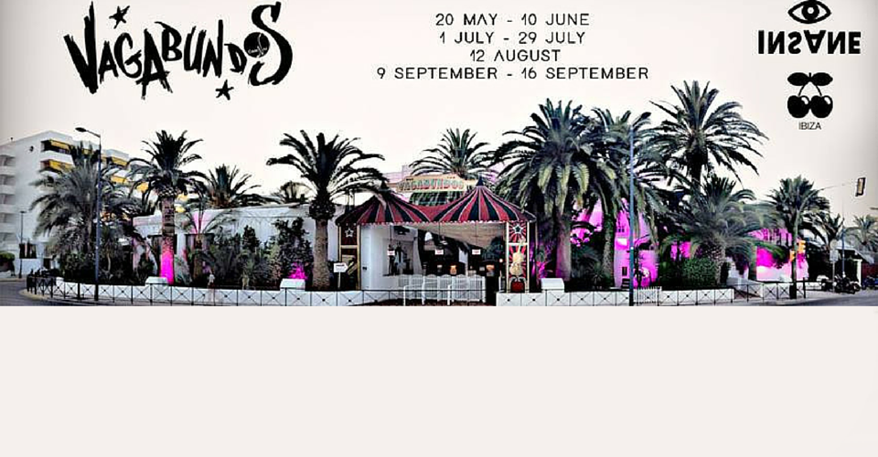 Pacha Ibiza - Luciano torna con Vagabundos