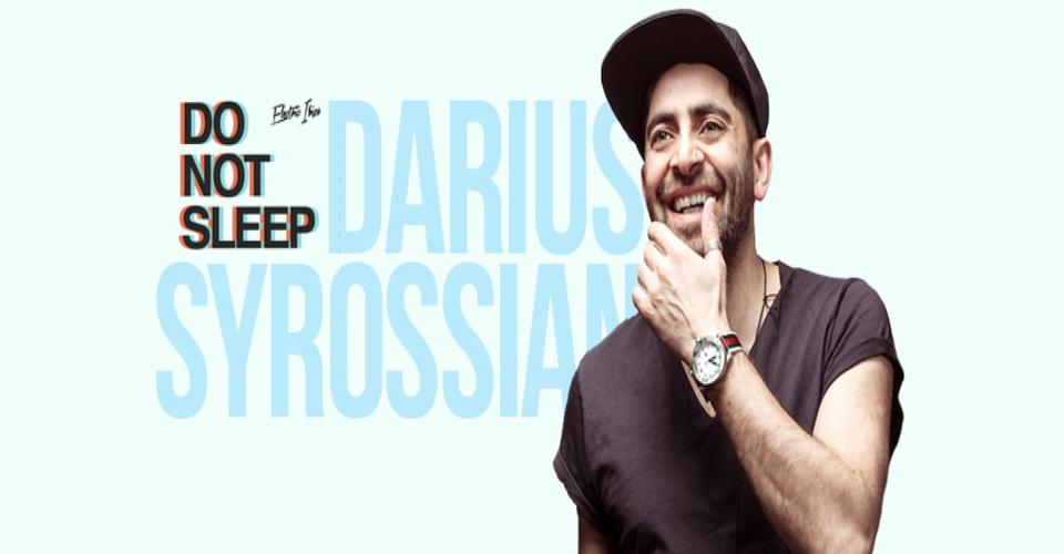 Space Ibiza: arriva Darius Syrossian
